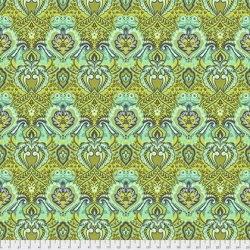 Fog Prince myrtle from Tula Pink's All Star Collection  sold by Online Canadian Fabric Store Woven Modern Fabric Gallery