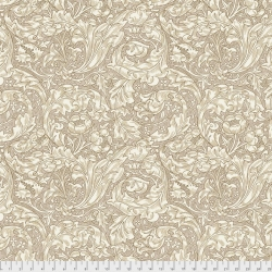 Bachelor Buttons Tan by Morris & Co sold by Online Canadian Fabric Store Woven Modern Fabric Gallery