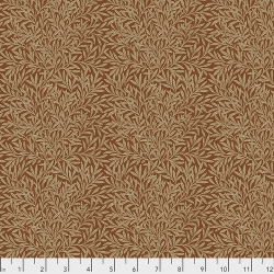Willow Rust by Morris & Co sold by Online Canadian Fabric Store Woven Modern Fabric Gallery