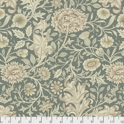 Double Bough Sage by Morris & Co sold by Online Canadian Fabric Store Woven Modern Fabric Gallery