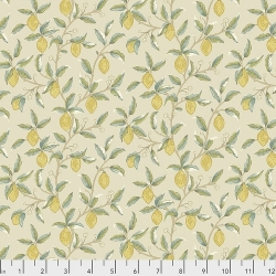 Lemon Tree Linen  by Morris & Co sold by Online Canadian Fabric Store Woven Modern Fabric Gallery