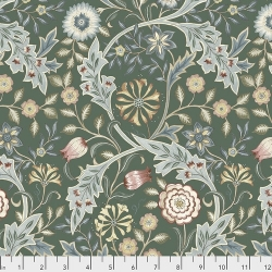 Wilhemina Sage by Morris & Co sold by Online Canadian Fabric Store Woven Modern Fabric Gallery