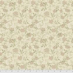 Jasmine blush fabric by Morris & Co sold by Online Canadian Fabric Store Woven Modern Fabric Gallery