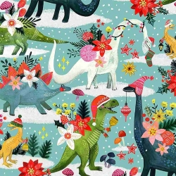 Rawing Holidays fabric from Dear Stella Fabrics sold by Online Canadian Fabric Store Woven Modern Fabric Gallery