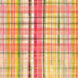 Fall Plaid by August Wren for Dear Stella Fabrics sold by Online Canadian Fabric Store Woven Modern Fabric Gallery