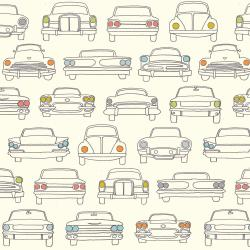Headlamps Organic by Birch Fabrics sold by Online Canadian Fabric Store Woven Modern Fabric Gallery