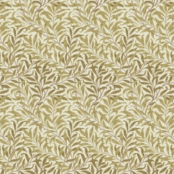 Willow Boughs Gold by Morris & Co sold by Online Canadian Fabric Store Woven Modern Fabric Gallery