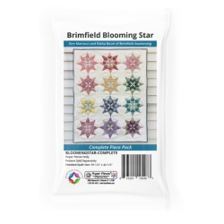 Brimfield Blooming Star Complete Pieces by Brimfield Awakening sold by Online Canadian Fabric Store Woven Modern Fabric Gallery