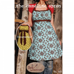 Emmiline  Pattern by Sew Liberated sold by Online Canadian Fabric Store Woven Modern Fabric Gallery