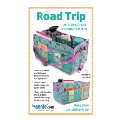 Road Trip pattern from By Annie sold by Online Canadian Fabric Store Woven Modern Fabric Gallery