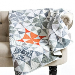 Chic Country Quilt Pattern by Sew Kind of Wonderful sold by Online Canadian Fabric Store Woven Modern Fabric Gallery