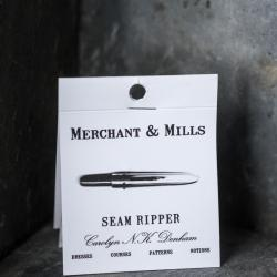Seam Ripper by Merchant & Mills sold by Online Canadian Fabric Store Woven Modern Fabric Gallery
