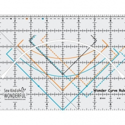 Wonder Curve Ruler Mini sold by Online Canadian Fabric Store Woven Modern Fabric Gallery