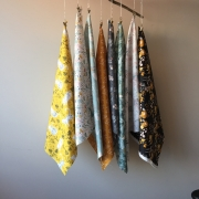 Monthly Studio Stash for March 2019 sold by Online Canadian Fabric Store Woven Modern Fabric Gallery