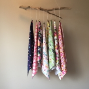 Full Stash monthly fabric subscription from Canadian online shop Woven Fabric Gallery
