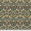 Strawberry Thief Teal by Morris & Co sold by Online Canadian Fabric Store Woven Modern Fabric Gallery