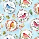Love at First Frost by August Wren for Dear Stella Fabrics for sale at Canadian online fabric shop Woven Modern Fabric Gallery